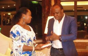 Antoinette Sasou N'Guesso et Traoré Salif dit Asalfo