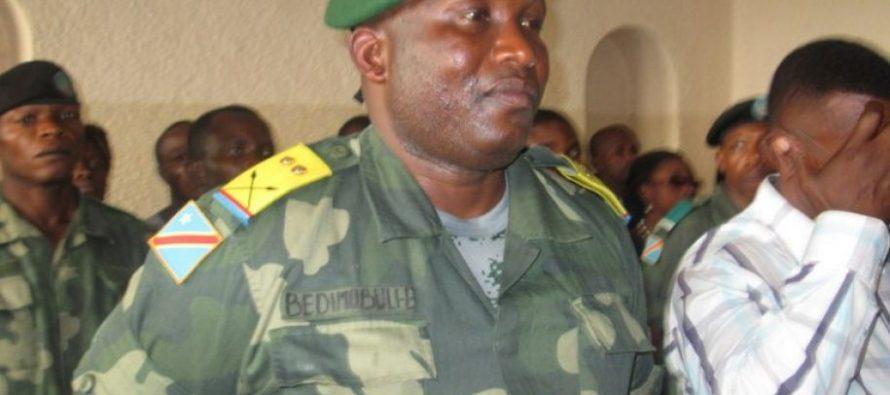 RDC : un colonel condamné à perpétuité pour crimes contre l'humanité