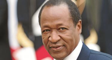 Coup d'Etat au Burkina Faso : Blaise Compaoré à Brazzaville