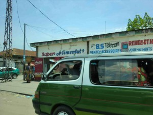 Brazzaville Bus