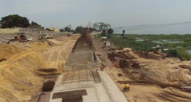 Brazzaville-Route de la corniche : le premier tronçon évalué à plus de 70 milliards FCFA