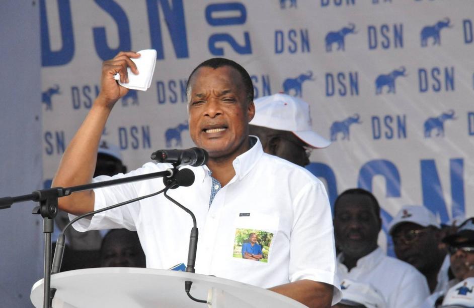 Le président sortant, candidat à la présidentielle du 20 mars prochain, Denis Sassou N'Guesso, a lancé samedi à Pointe-Noire sa campagne électorale