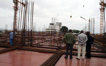 Brazzaville : Le chantier du Ministère de l'intérieur et de l'administration essoufflé ?