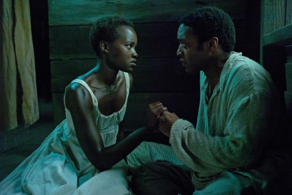 Chiwetel Ejiofor, Lupita Nyong'o dans 12 years a Slave