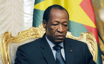 Burkina : Un autre coup d'Etat des anciens militaires proches de Compaoré déjoué