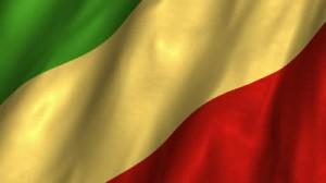 Le drapeau du Congo Brazzaville