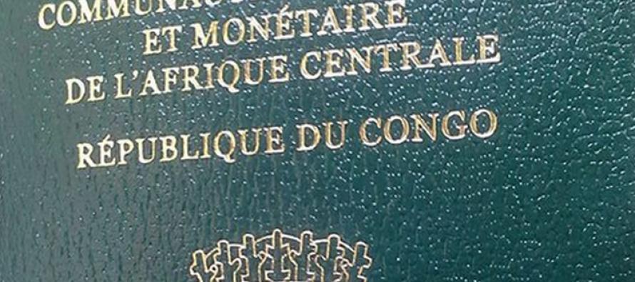 Congo – Brazzaville : Désormais, le passeport ordinaire délivré à 50.000 F Cfa