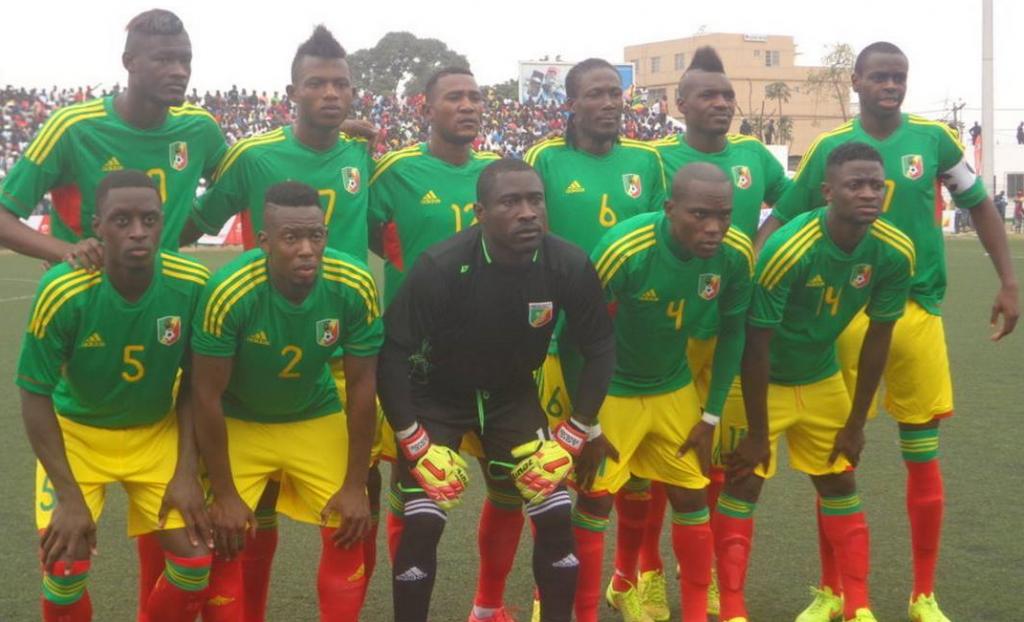 L'équipe du Congo