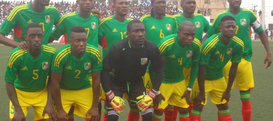 CAN-2015: les Diables Rouges du Congo choisissent Saly comme point de ralliement