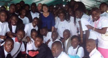 Brazzaville-Enseignement supérieur : l'Institut national du travail social ouvre ses portes