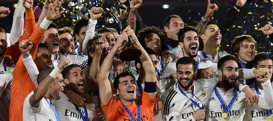 Mondial des clubs: nouveau titre, en toute logique, pour le Real Madrid