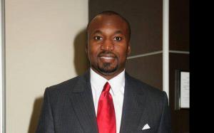 Denis Christel Sassou N'guesso, député élu d'Oyo (département de la Cuvette), membre du bureau politique du PCT