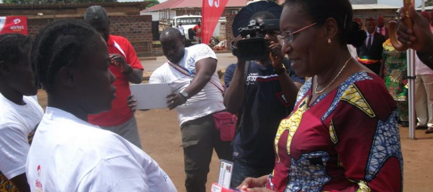 Congo: le projet «filets de sécurité alimentaire,» lancé à Sibiti