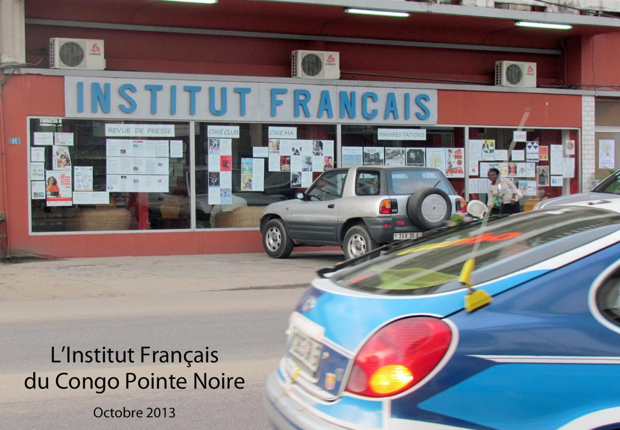 Institut Francais-du-Congo-Pointe-Noire