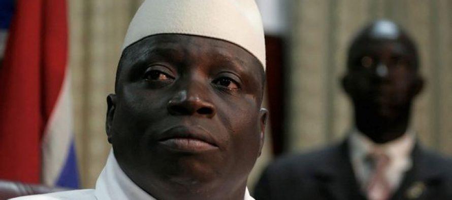 Gambie: «Je ne partirai pas» le 19 janvier (le président Yahya Jammeh à la télévision)