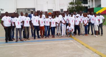 Pointe-Noire : les Léo Clubs organisent une campagne de dépistage anonyme et volontaire au VIH-sida