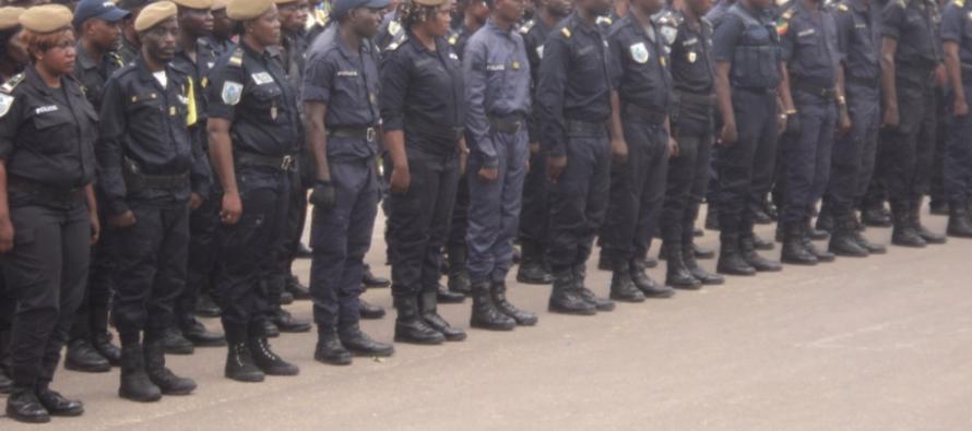 Lancement à Pointe-Noire de l'Opération spéciale de sécurisation de la ville