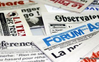 RDC : Les journaux commentent à fond le discours de Joseph Kabila