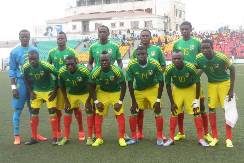 Les Diables rouges U-20 Congo