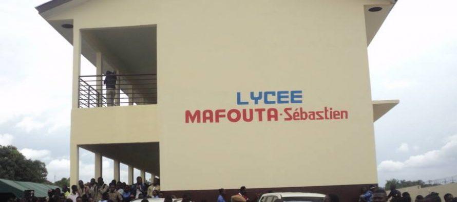 Brazzaville: un nouveau lycée ouvert à Madibou