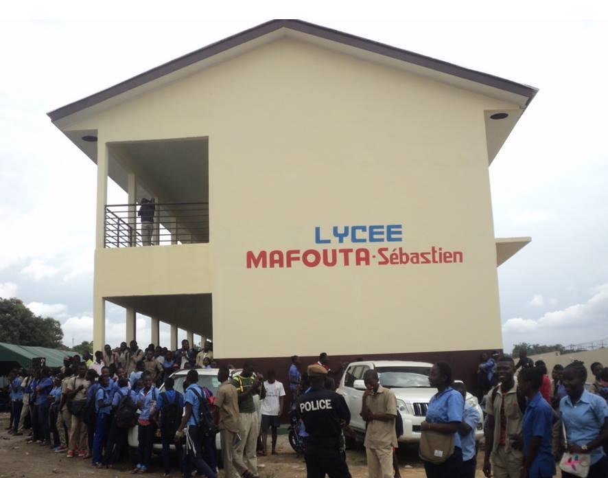 Lycée Baptisé Mafouta-Sébastien
