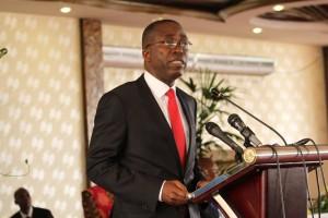 Matata Ponyo Mapon, premier ministre de la RDC