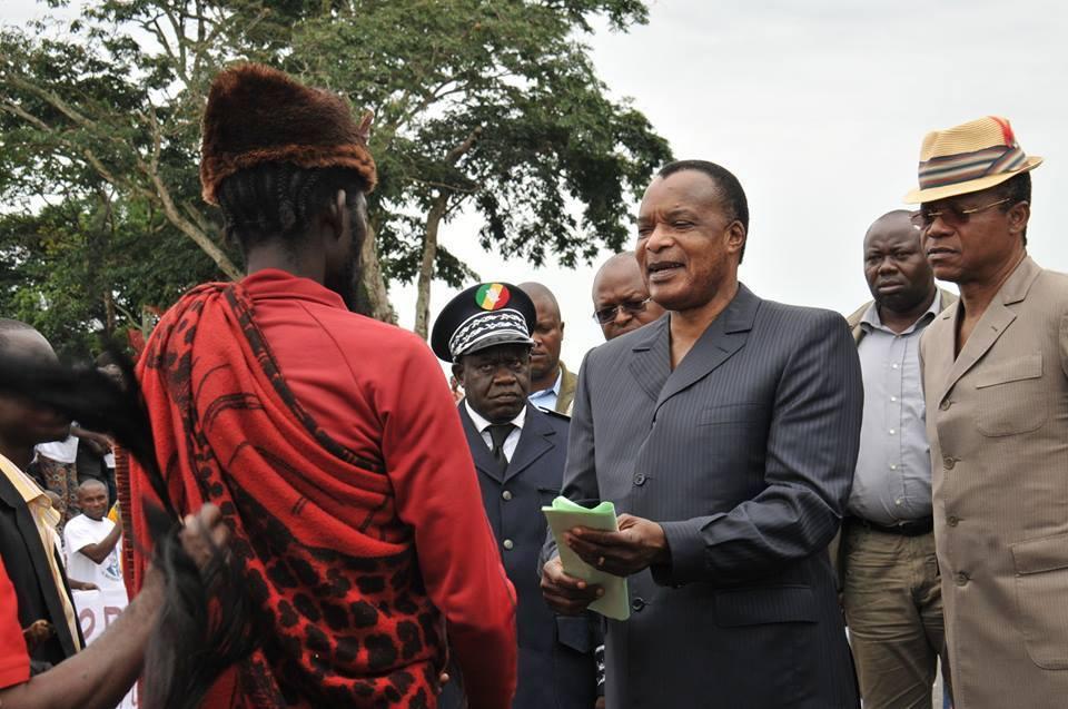 Mbaya A Mfumu et Sassou