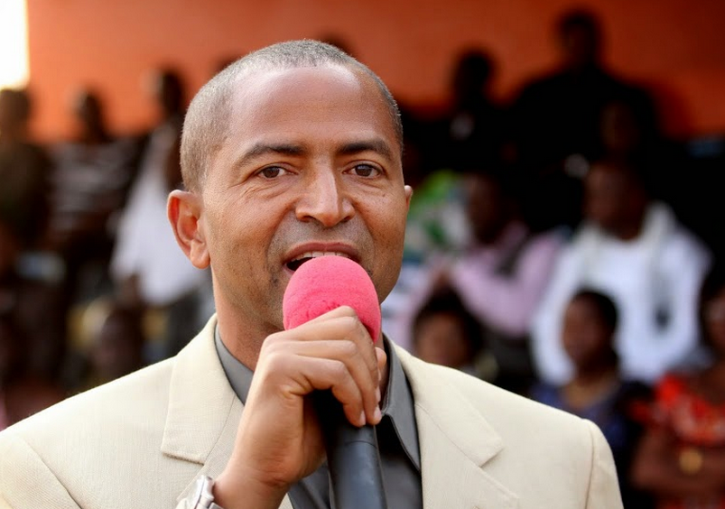 Moise Katumbi, gouverneur de la province du Katanga  (RDC)