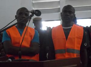 Nkaya Miyalou Guy alias Ya Guy et Mabengué Mabengué Jean Richard