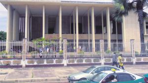 Palais de justice de Brazzaville