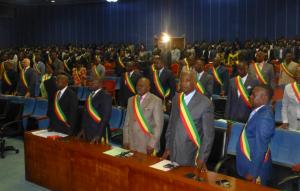 Parlement  du Congo