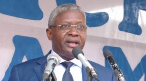 Pascal Tsaty Mabiala, premier secrétaire de l'UPADS
