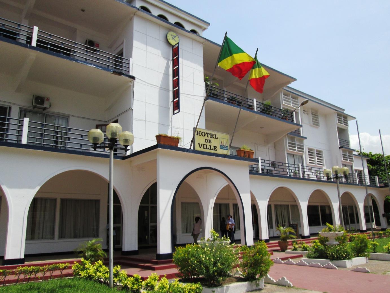 Hotel de ville de Pointe-Noire