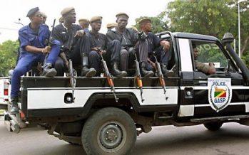 Congo : Une intervention de la police se termine par des rafales d'arme à Sibiti