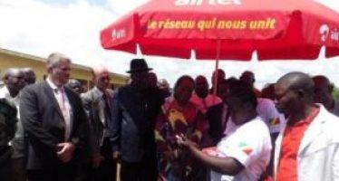 Lancement du financement du projet filet de sécurité alimentaire dans quatre départements au Congo