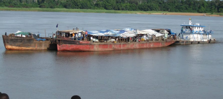 RDC: au moins trente morts dans un naufrage dans le nord-est