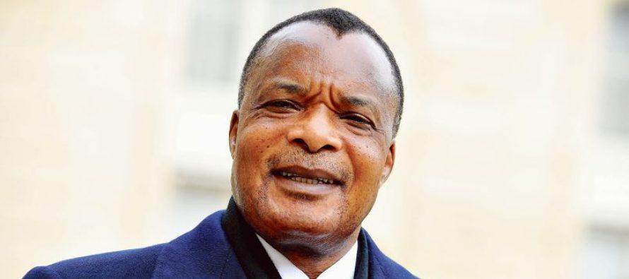 COP21 : Denis Sassou N'Guesso à Paris pour la conférence sur le climat