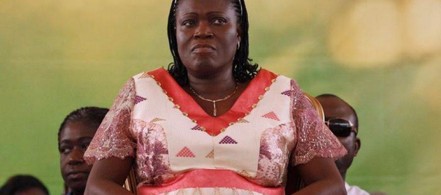 Côte d'Ivoire: 10 ans de prison requis contre Simone Gbagbo
