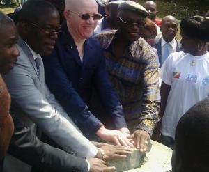 Lancement des travaux d'interconnexion du Congo au Gabon à la fibre optique
