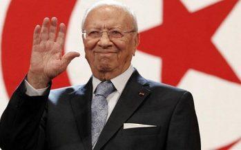 Caïd Essebsi promet d'être le président de tous les Tunisiens