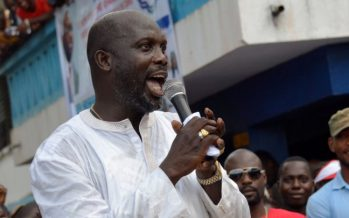 Liberia: George Weah fait son entrée au Sénat libérien