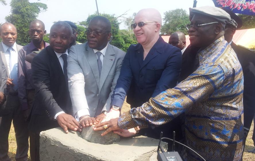 interconnexion du Congo au Gabon à la fibre optique