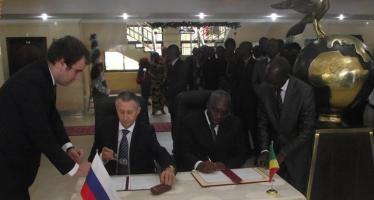 Le Congo et la Russie s'exemptent de visas pour les titulaires des passeports diplomatiques et de service