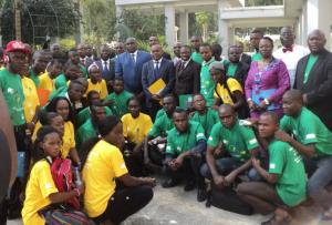 Lutte contre le VIH/sida : les jeunes de la zone Cemac échangent sur la pandémie