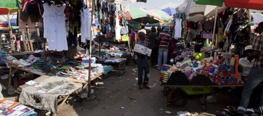 Brazzaville: Des moyens plus importants pour le ramassage des ordures au marché Total