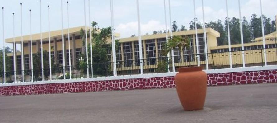 palais du Parlement du Congo-Brazzaville