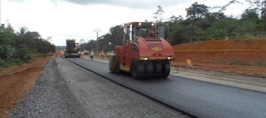 Le Congo et le Gabon se concertent pour lancer les travaux d'une route inter-état
