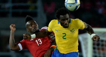 CAN-2015: Aubameyang dépité et Bifouma en extase après Gabon-Congo