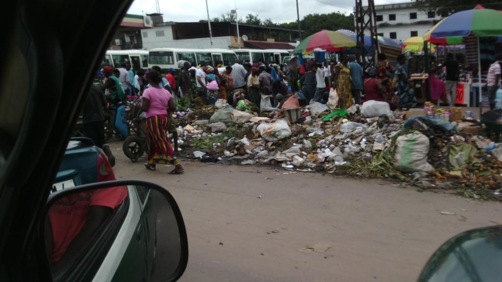 Marche total de Brazzaville