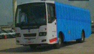 un premier lot de 70 autobus arrivé au port autonome de Pointe-Noire|Adiac